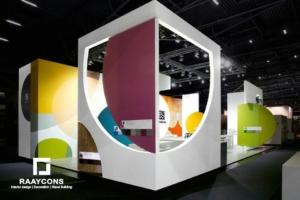 غرفه سازی، غرفه نمایشگاهی، غرفه ساز، دکوراسیون داخلی، طراحی غرفه، ساخت غرفه